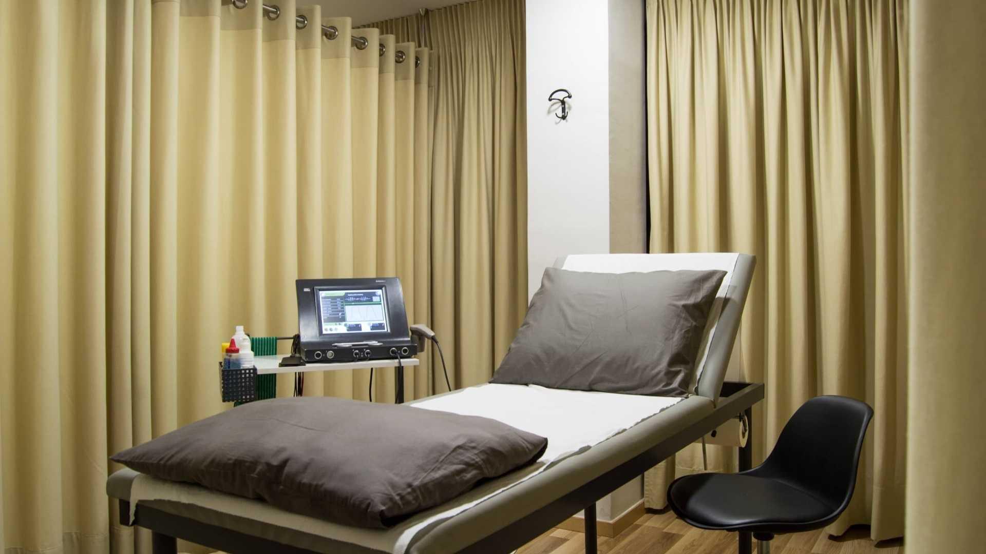 Δωμάτιο Θεραπείας 1