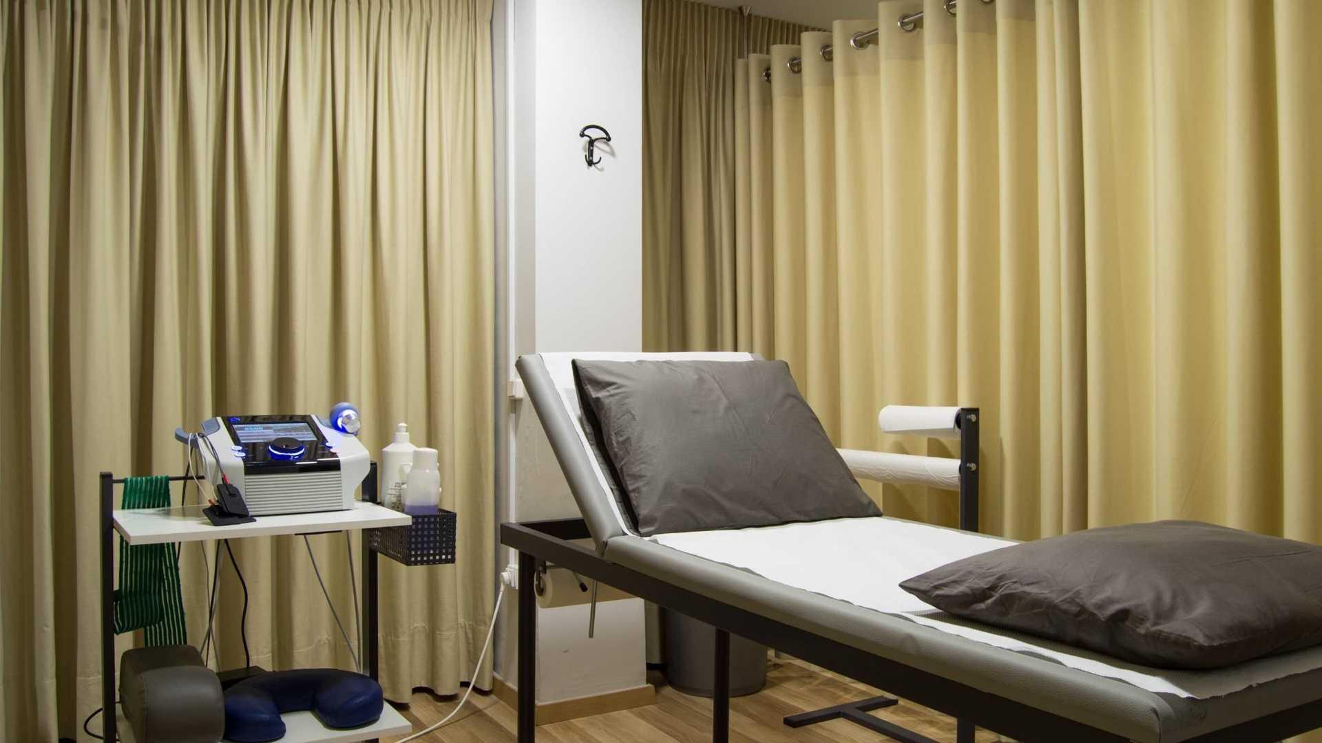 Δωμάτιο Θεραπείας 2